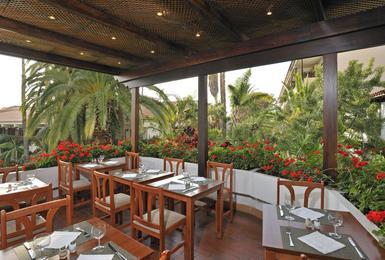Restaurant Hôtel Parque San Antonio Tenerife
