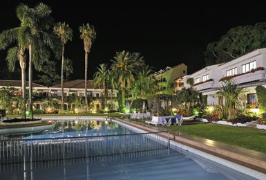Extérieur Hôtel Parque San Antonio Tenerife