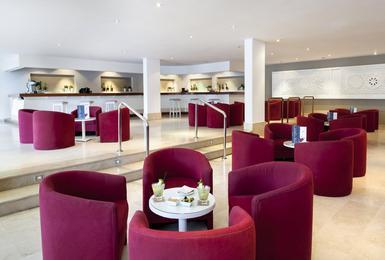 Lobby Hôtel Parque San Antonio Tenerife